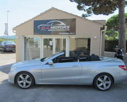 Mercedes Classe E Cabriolet 250 CDI EXECUTIVE BlueEffency