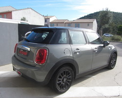Mini 5 Portes Cooper 136ch Pack Red Hot Chili BVA