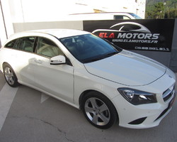 Mercedes CLA Shooting Brake 180 d Business 7G-DCT