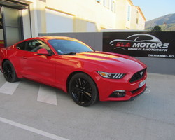 FORD MUSTANG VI FASTBACK 2.3 ECOBOOST 315CV 6100 KM