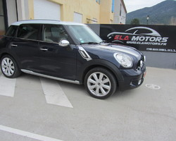 MINI COUNTRYMAN 1.6 COOPER S RED HOT CHILI 184 ch BVA