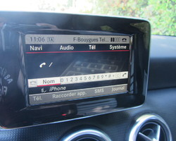 Mercedes Classe A 160 CDI SENSATION GPS CAMERA