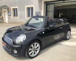 MINI CABRIOLET 1.6 122 COOPER RED HOT GPS
