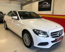 MERCEDES CLASSE C IV 200 FASCINATION 7G-TRONIC