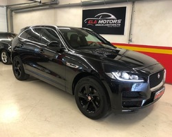 JAGUAR F-PACE AWD 4X4 PRESTIGE FULL BLACK 2016