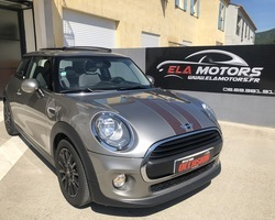 MINI ONE SHOREDITCH 102cv TOIT PANO NON OUVRANT