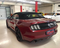 FORD MUSTANG 2.3 ECOBOOST CABRIOLET