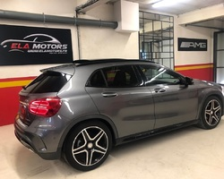 MERCEDES GLA 2.0d FASCINATION 7G-tronic AMG