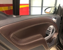 SMART FORTWO (2) CABRIO BRABUS CHOCOLATE EDITION SOFTOUCH