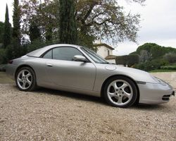 Porsche 996 3.4 CARRERA CABRIOLET + HARD TOP 69300 KMS