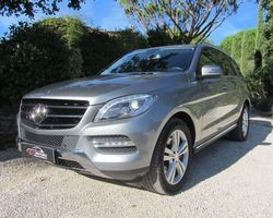 Mercedes ML 350 III 4matic blue efficiency SPORT 7G-Tronic