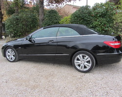 MERCEDES E350 CGI BlueEffencency 292cv CABRIOLET
