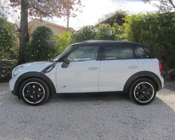 MINI COUNTRYMAN ALL4 1.6 COOPER S RED HOT CHILI 184 ch